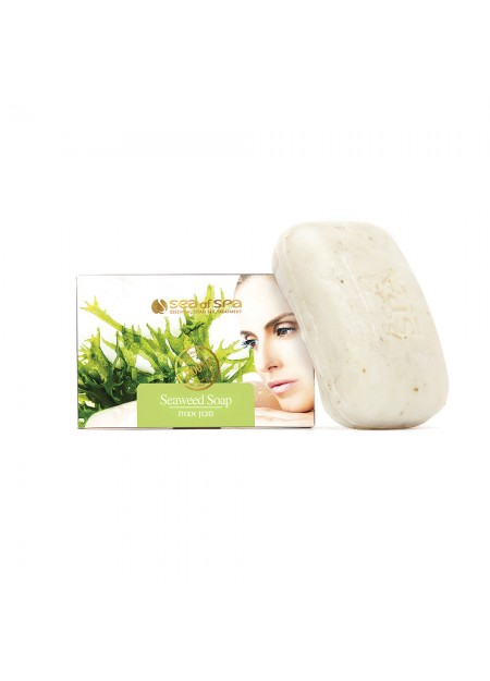 Anti-cellulite seaweed soap