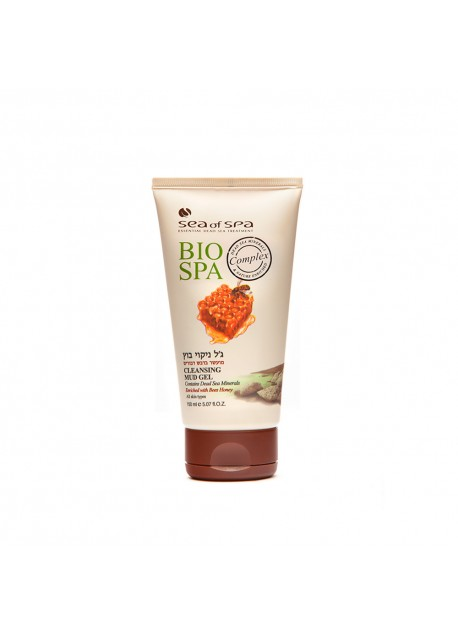 Mud Cleansing Gel enriched with Honey Bees