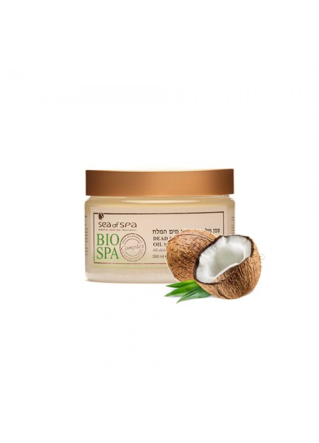BIO-SPA Aromatic oil scrub with COCONUT