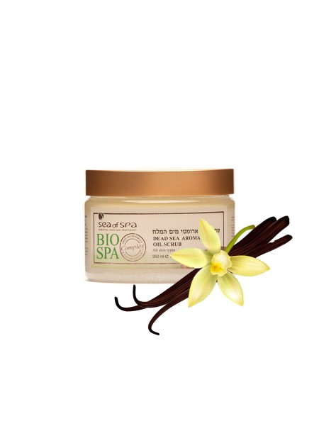 BIO-SPA Aromatic oil scrub with LEMONGRASS