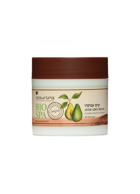 BIO-SPA Cream avocado