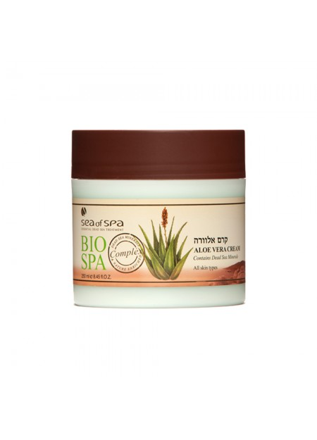 Body cream with Aloe-Vera