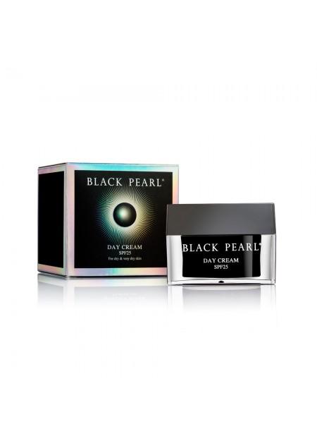 SEA OF SPA Black-Pearl Crème visage de jour 45+ - FPS 25