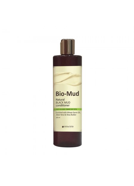 BIO-MUD Natural Black Mud Conditioner