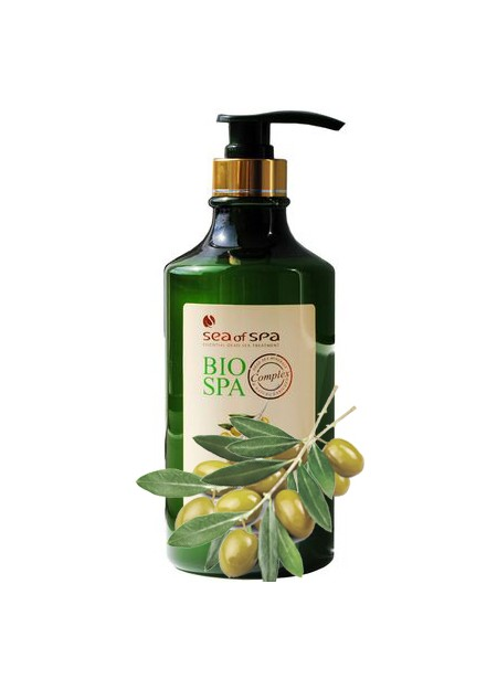 BIO-SPA Shampoo with Minerals of the Dead Sea and Olive of Israel