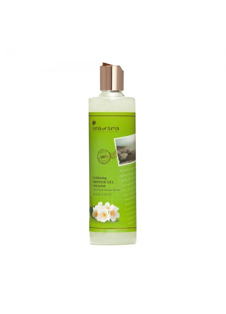 Shower Gel with Luffa Vanilla-Patchouli