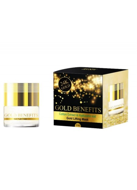 MASQUE GOLD BENEFITS