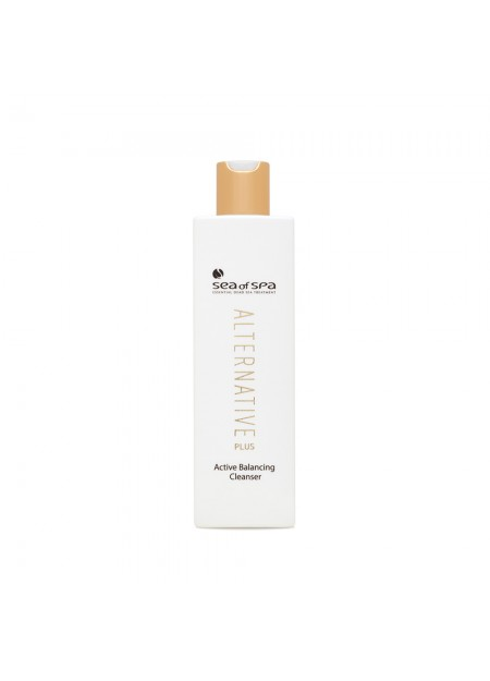 SEA OF SPA ALTERNATIVE PLUS - Lait Nettoyant équilibrant actif