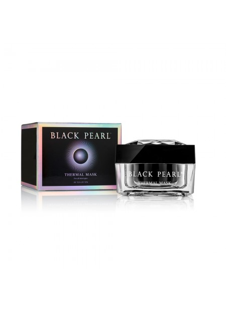 Black-Pearl Masque thermale