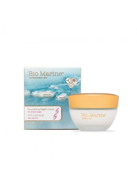 Bio Marine - Crème de nuit nourrissante