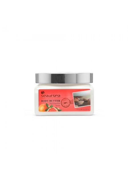 Body Butter Red Grapefruit Aroma