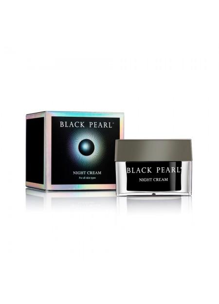 SEA OF SPA Black-Pearl crème de nuit anti-âge