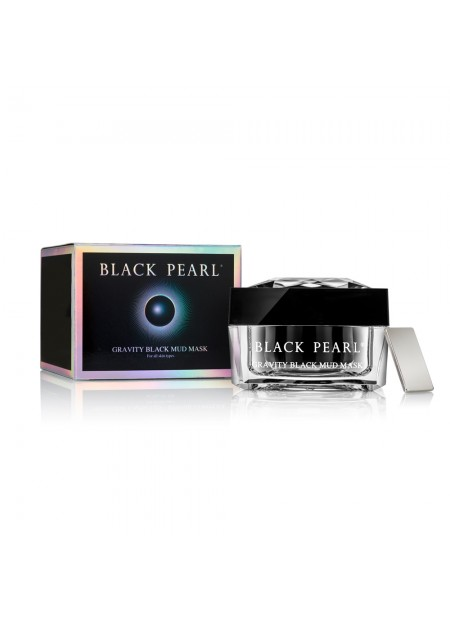SEA OF SPA Black-Pearl G - Masque Boue Noire