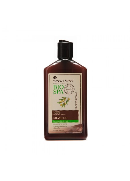 BIO-SPA Shampoo for normal and dry hair enriched with Olive & Jojoba oils