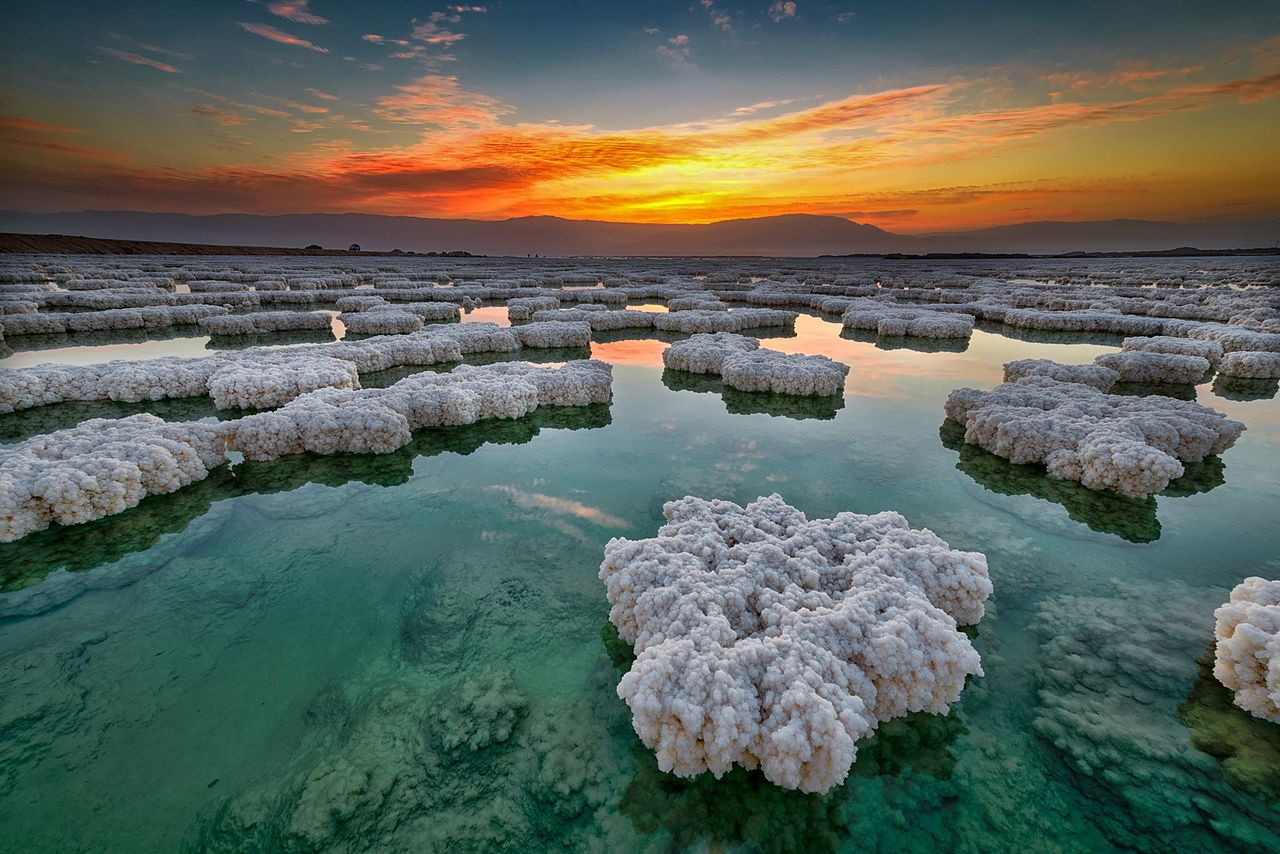 History of the Dead Sea